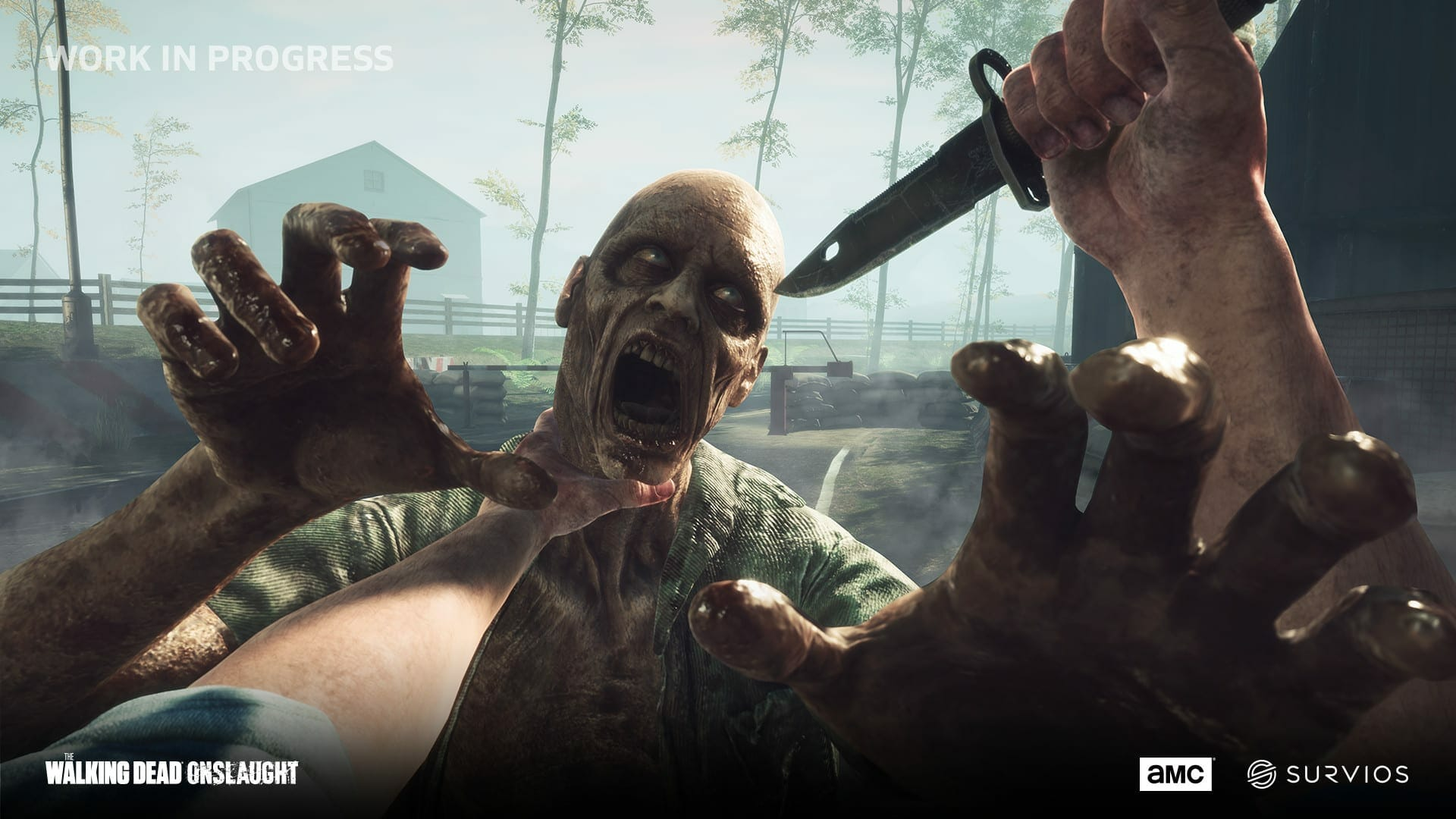 The Walking Dead Onslaught System Requirements