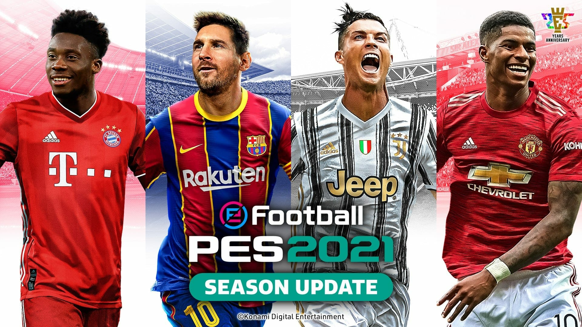 Final Cover for eFootball PES 2021