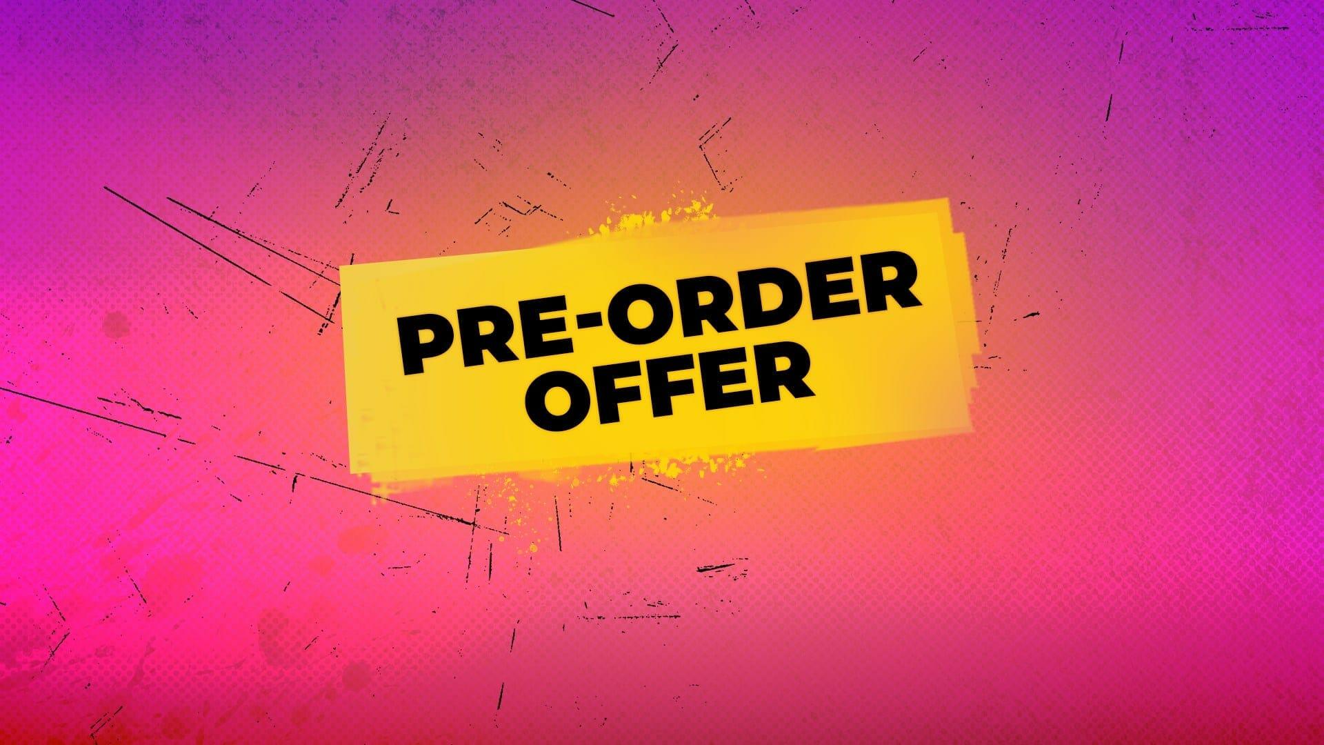 Dirt 5 Pre-Order Bonus