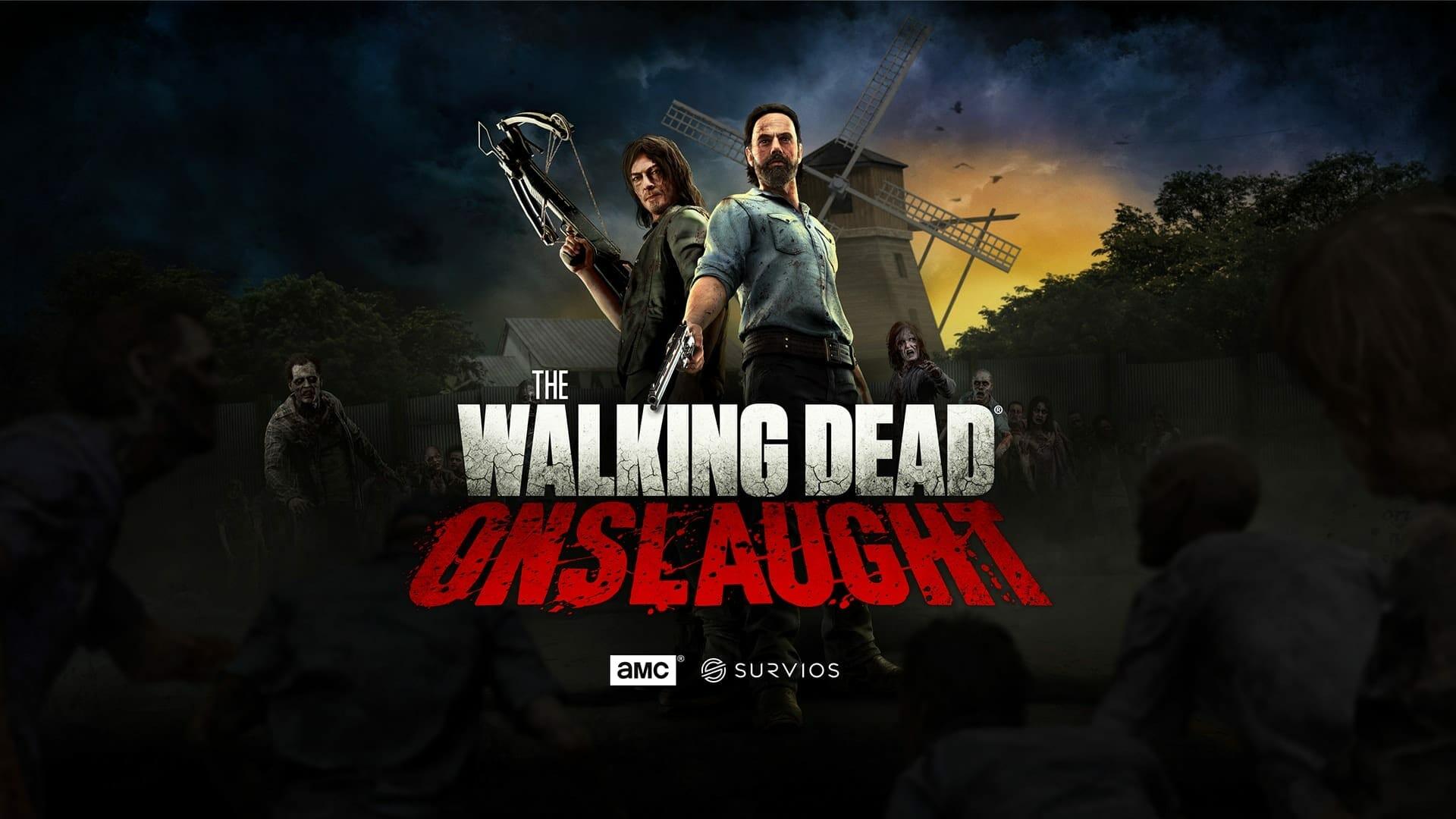 The Walking Dead Onslaught Pre-Order Bonus