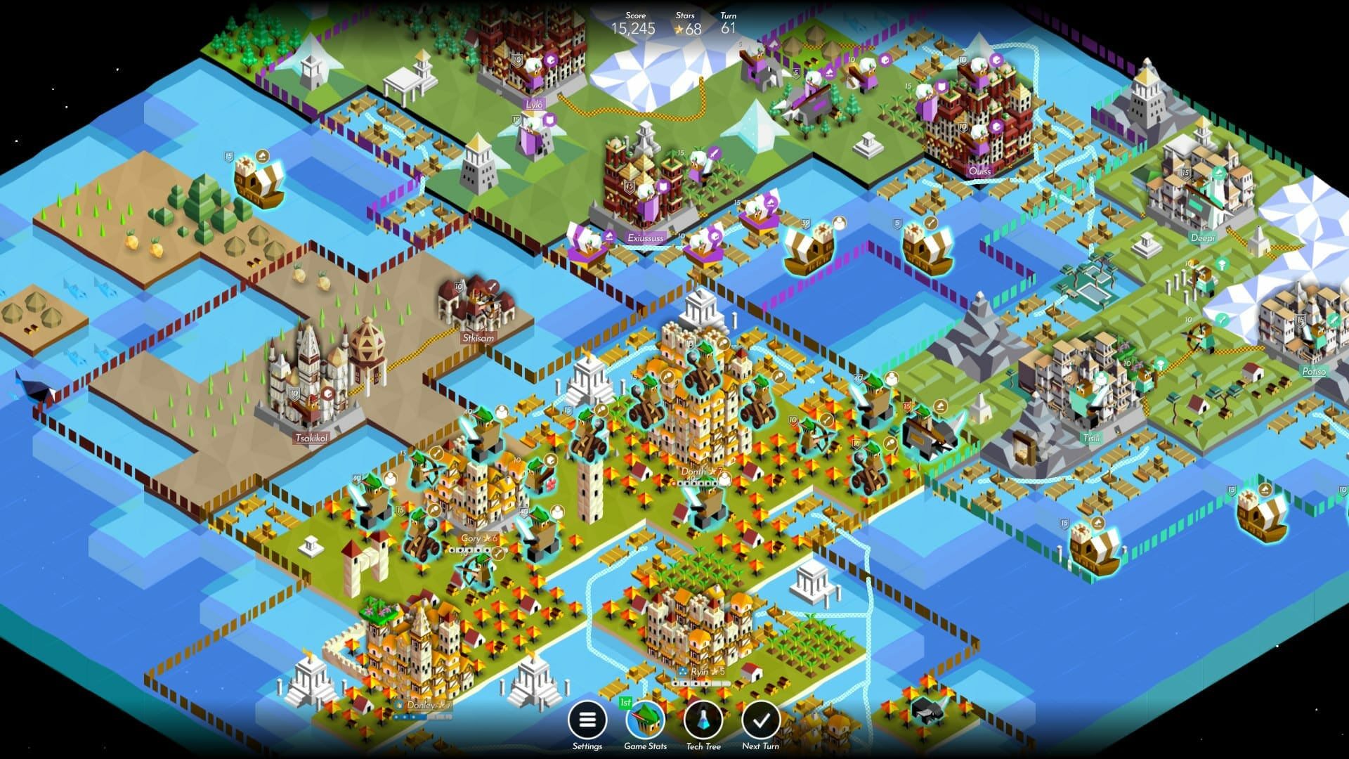 The Battle of Polytopia not launching