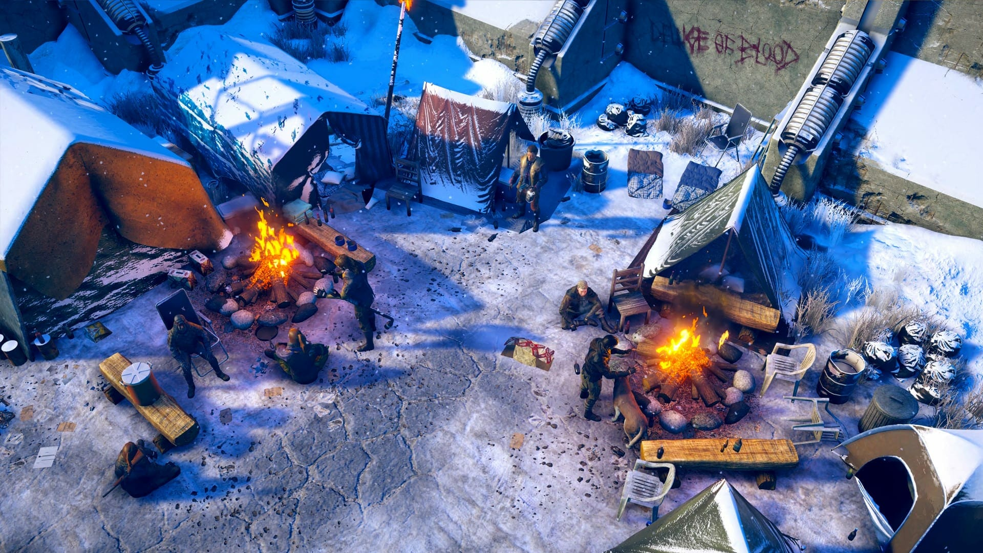 Wasteland 3 Stuck at Title Screen