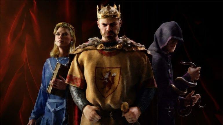 Crusader Kings 3 Crash