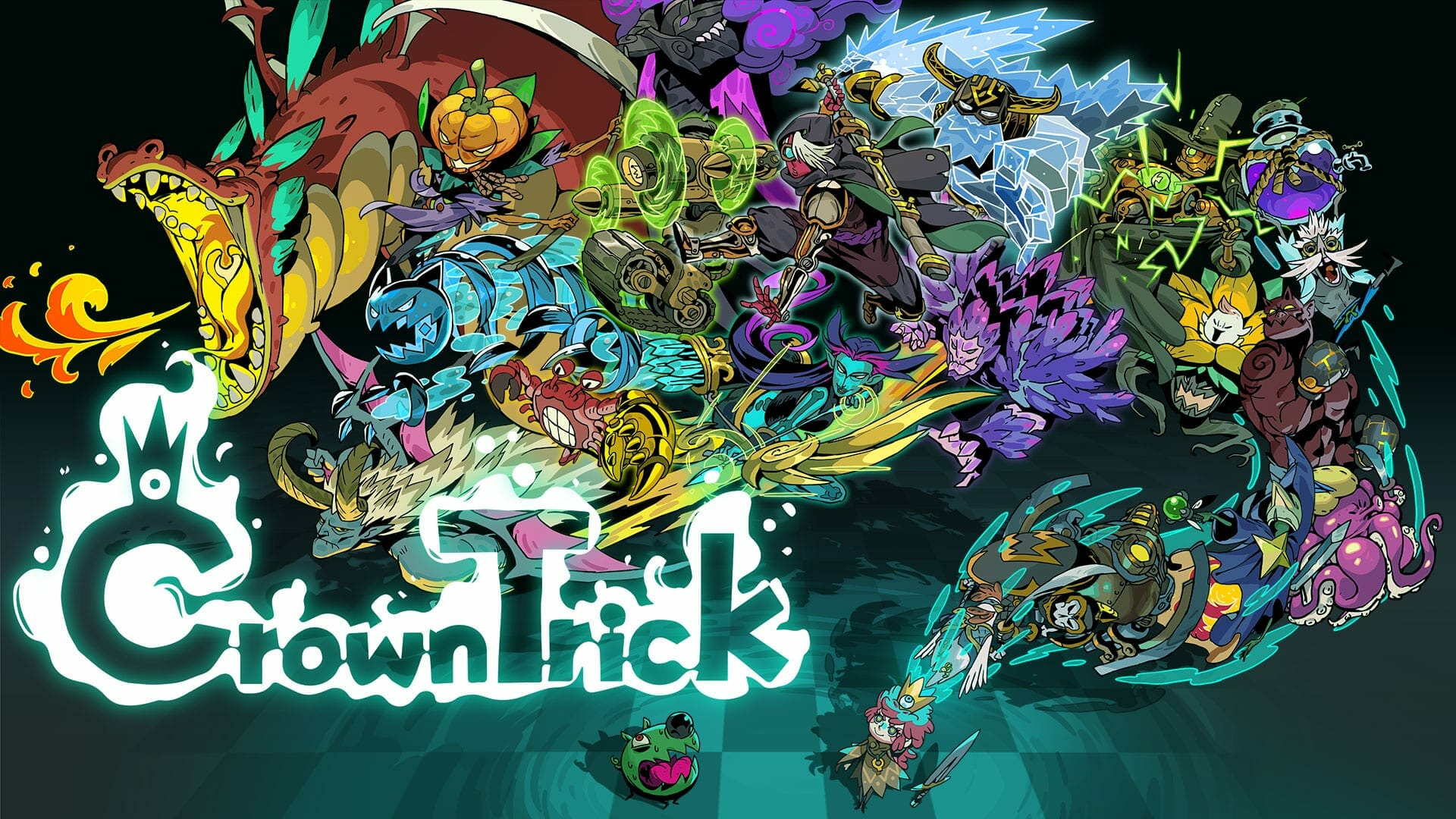 Crown Trick Release Date