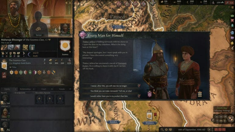Crusader Kings 3 Crash at Launch