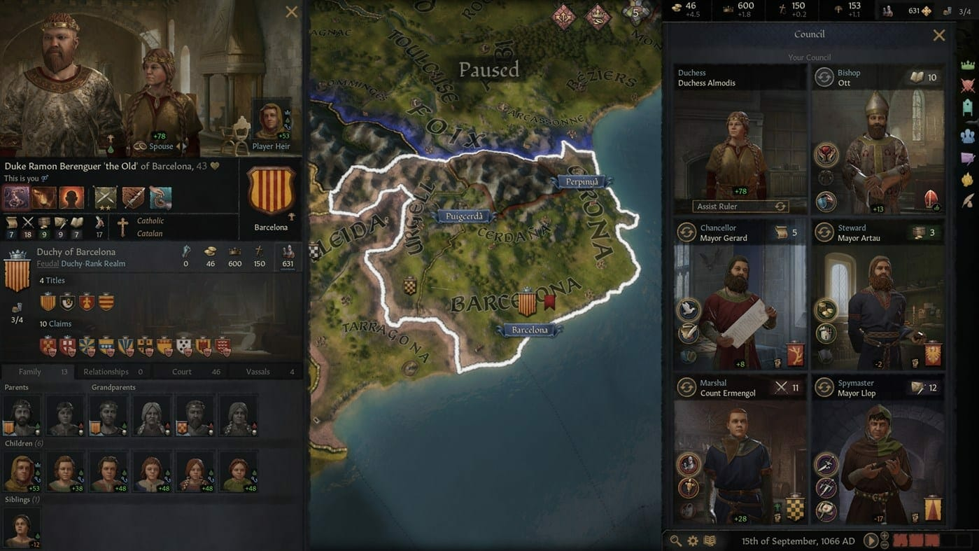 Crusader Kings 3 Windows 8.1