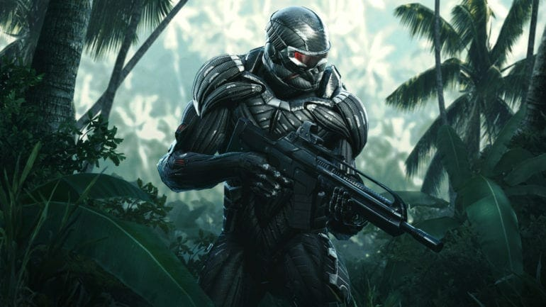 Enable classic controls in Crysis Remastered