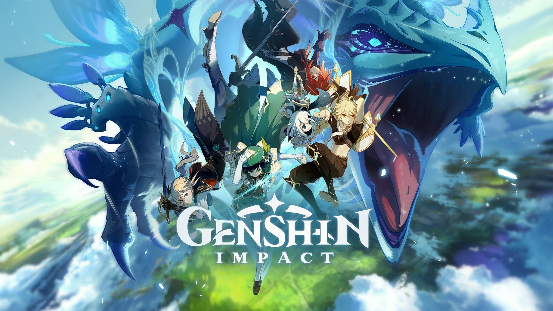 Genshin Impact Error Code 9203