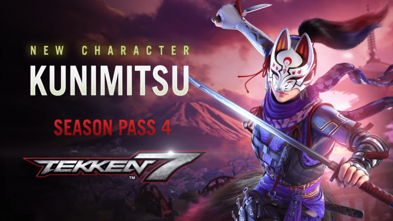 Tekken 7 has sold six million copies, Kunimitsu returning in Season 4