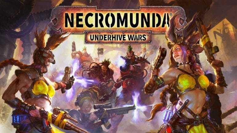 Necromunda: Underhive Wars System Requirements