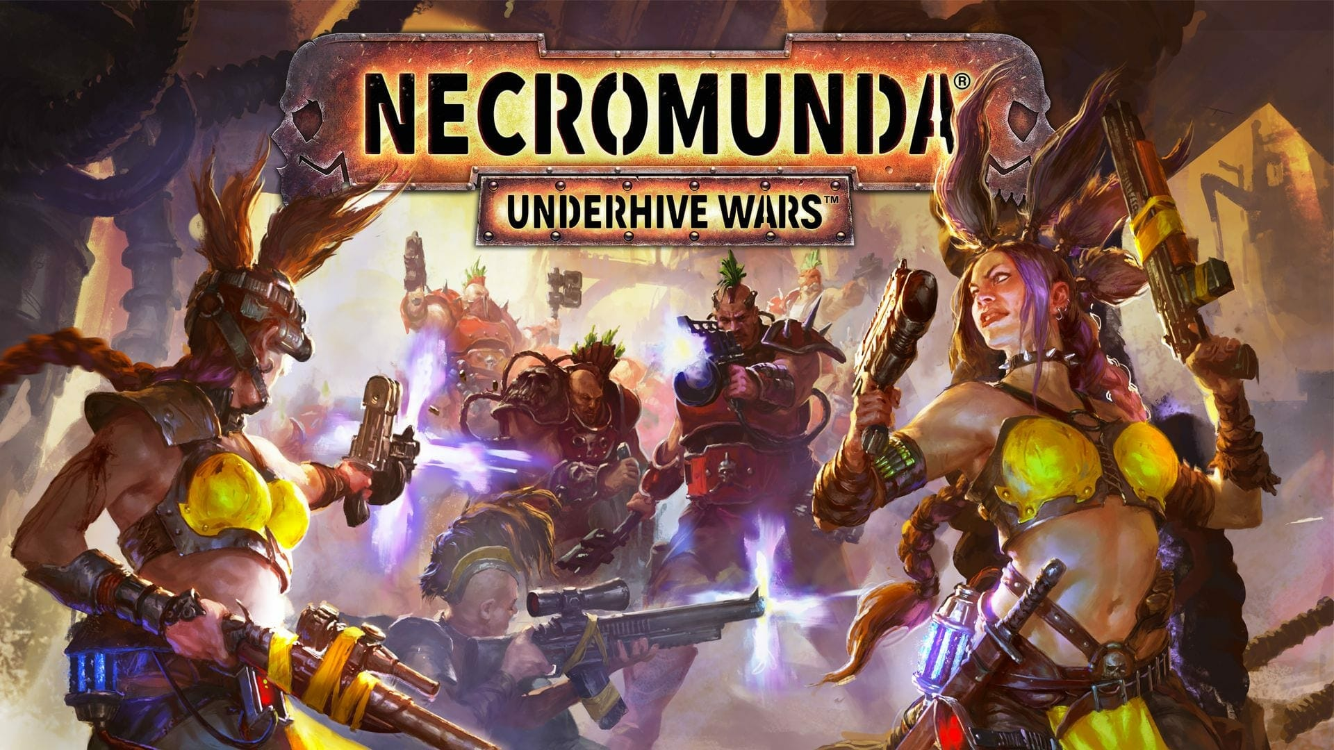 Necromunda: Underhive Wars System Requirements