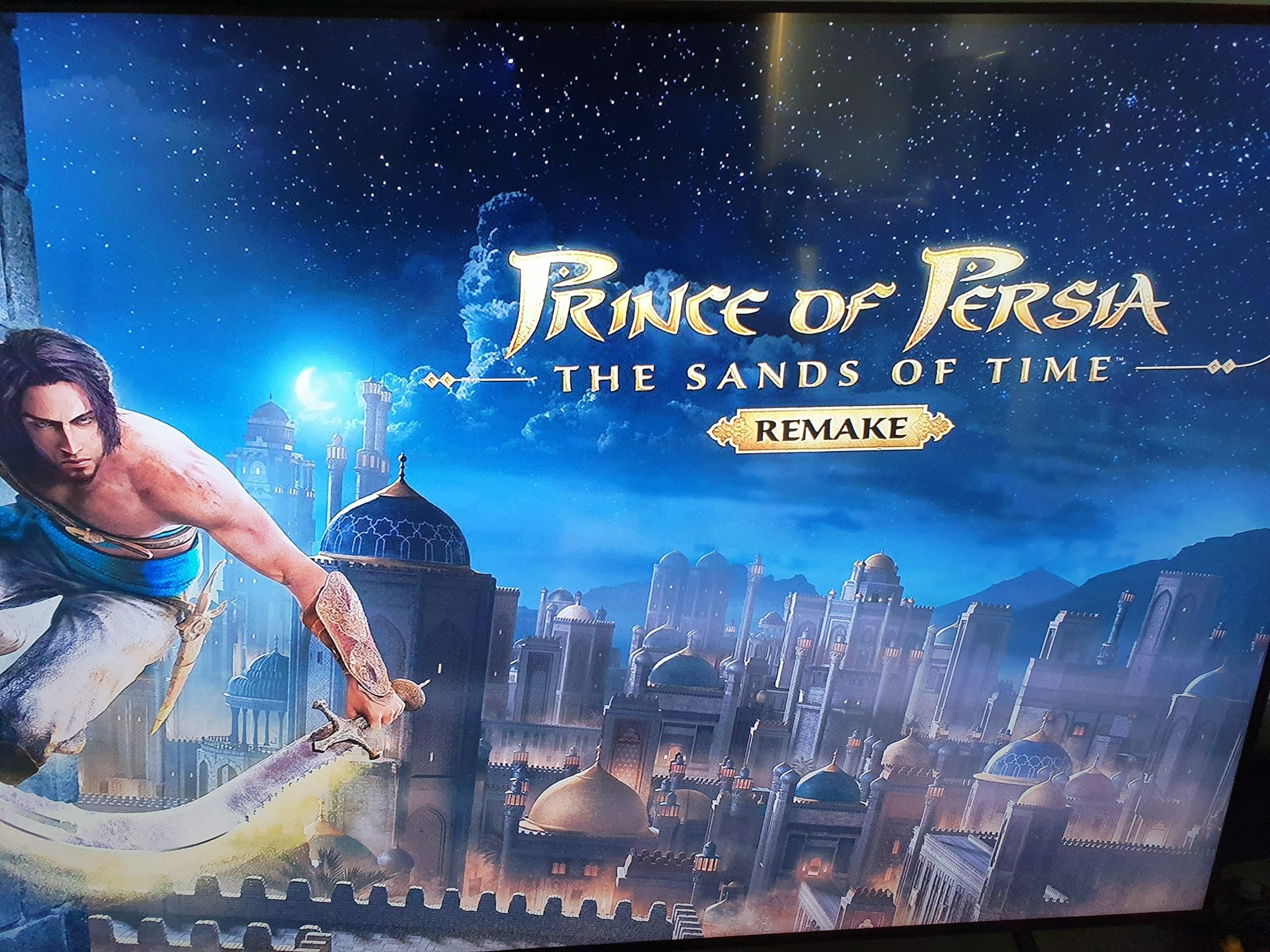 Prince of Persia Images Leaked