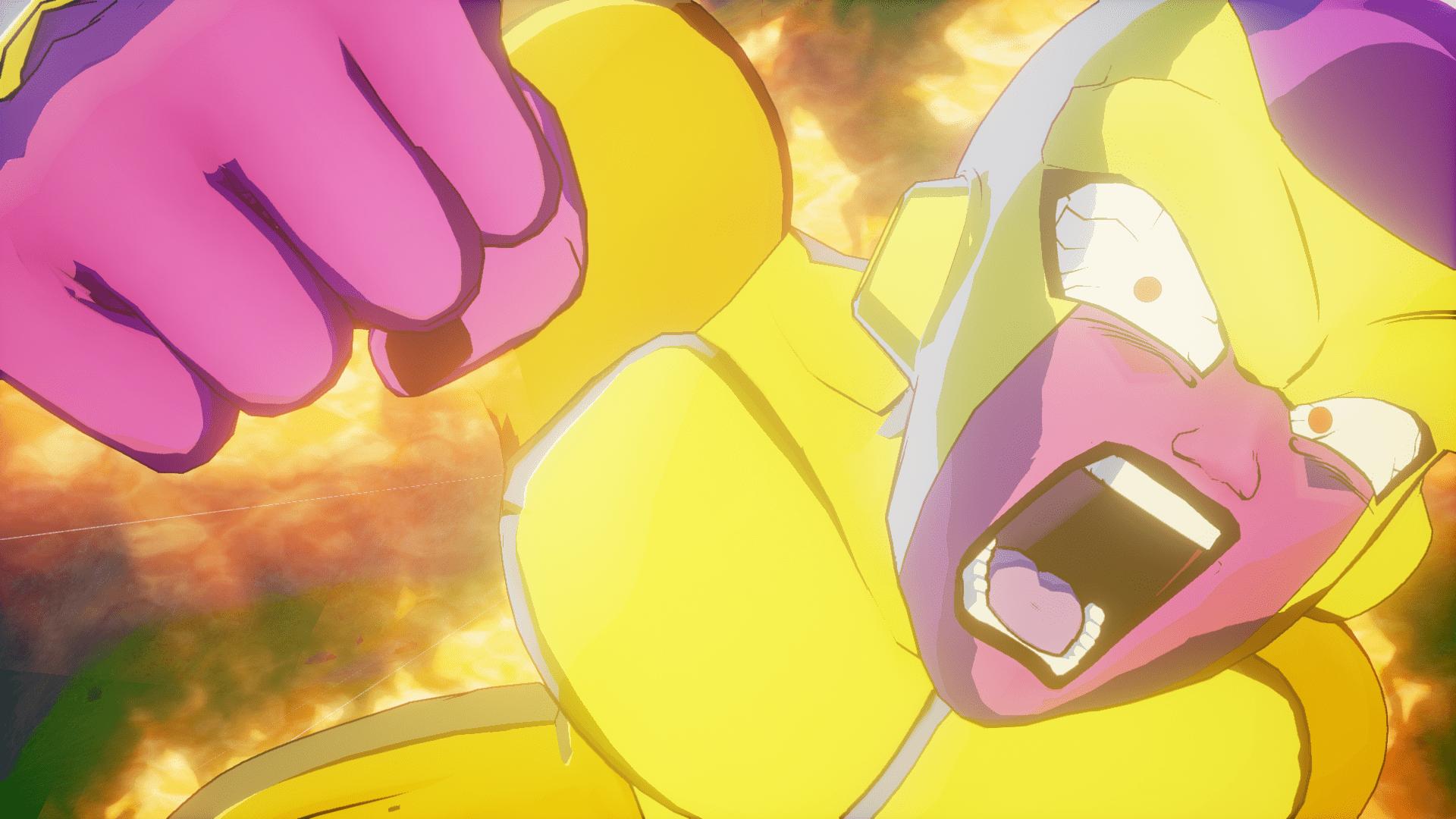Frieza returns in Dragon Ball Z: Kakarot
