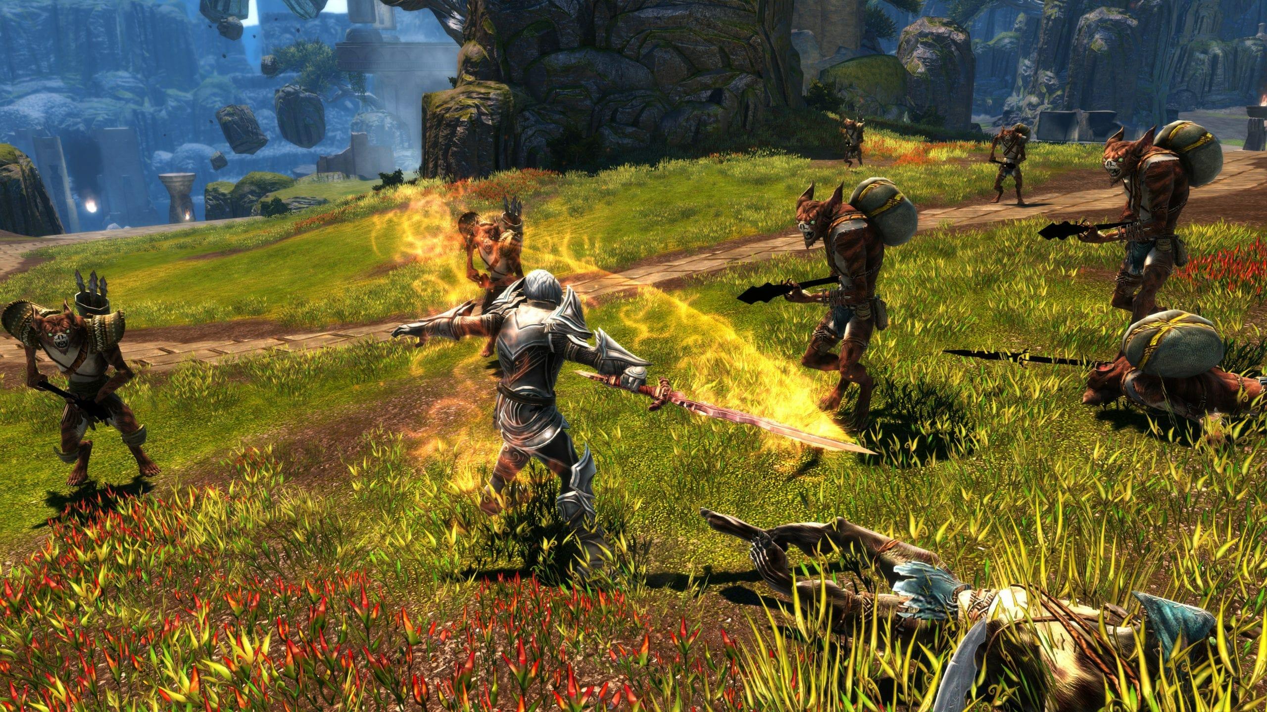 Skip Kingdoms of Amalur Re-Reckoning Intro Videos