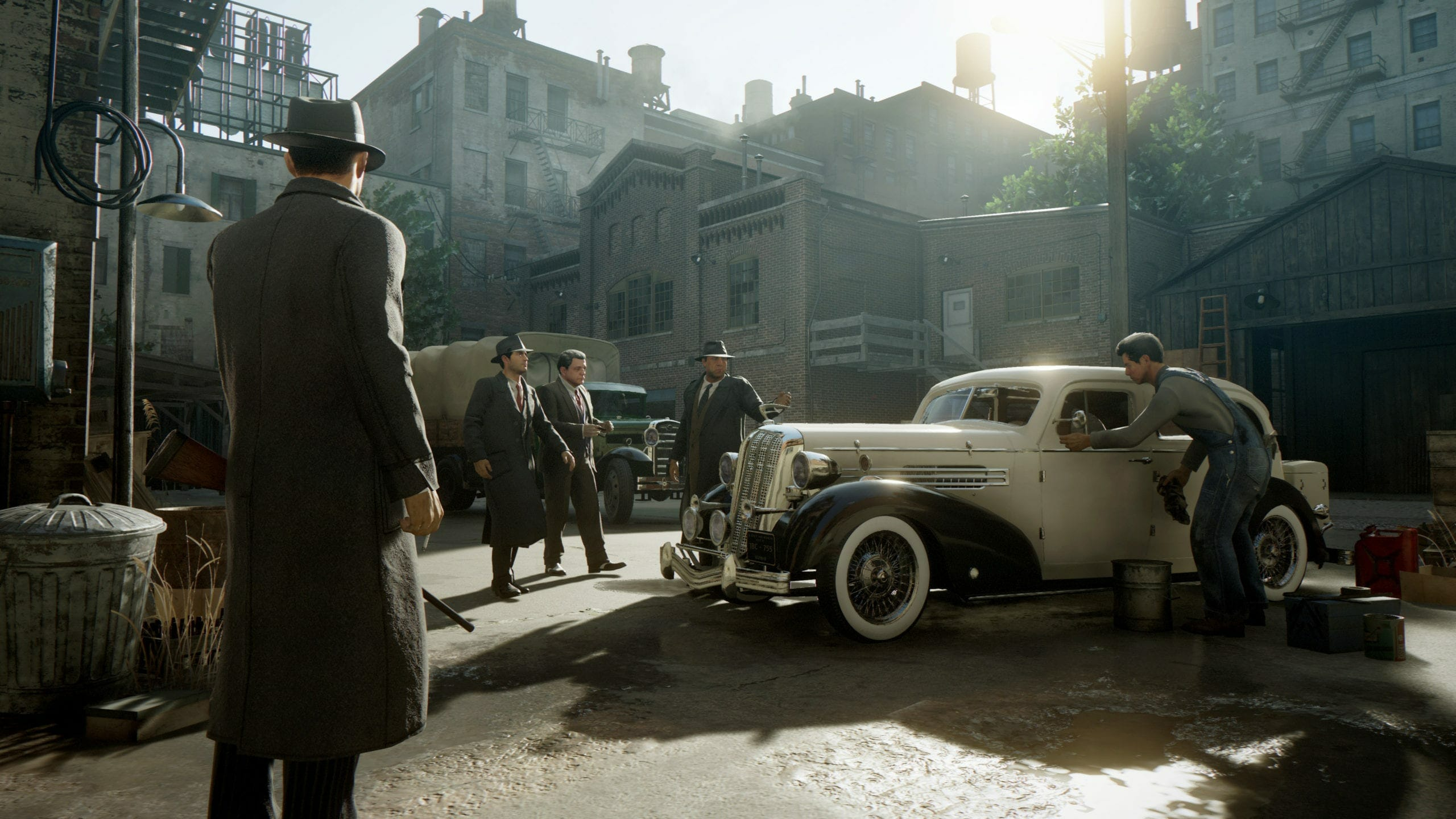 Mafia Definitive Edition System Requirements