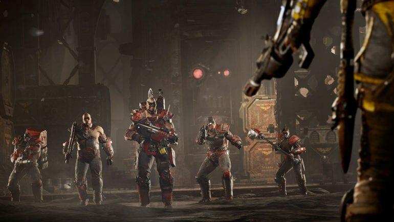 Necromunda: Underhive Wars Not Launching