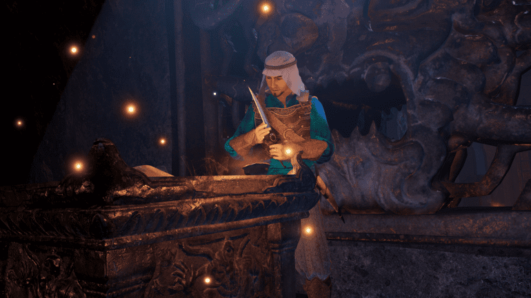 Prince of Persia Sands of Time Remake Pre-Order Bonus