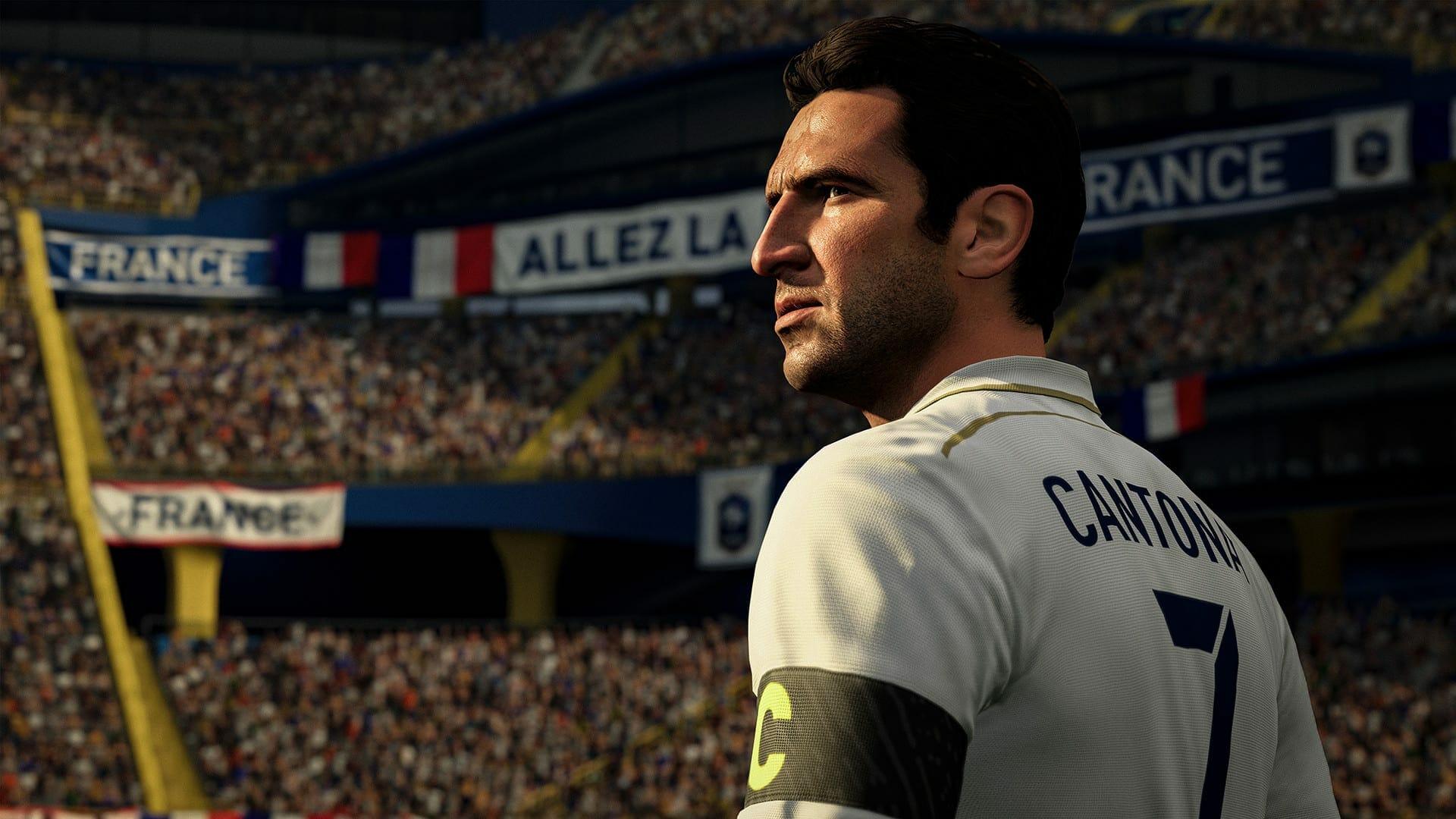 FIFA 21 Controller Issue in Menus