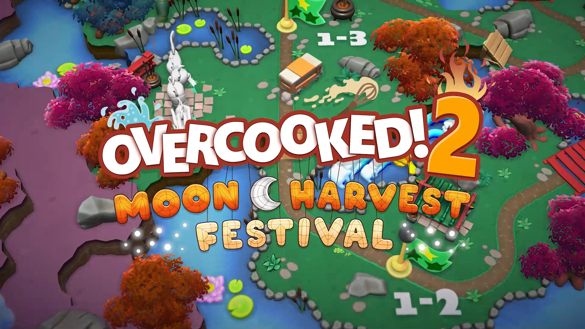 Overcooked 2 Free Moon Harvest