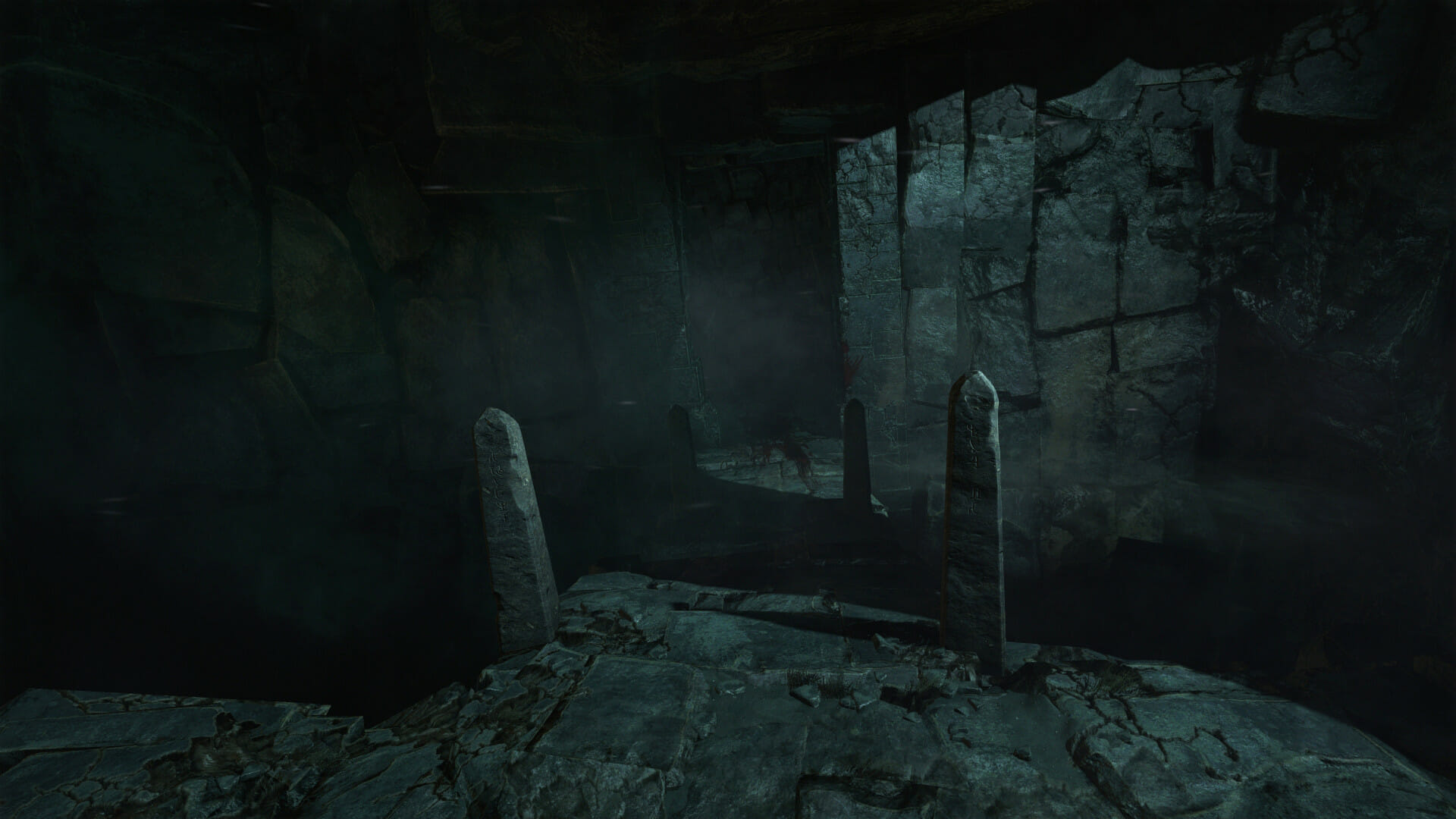 Amnesia Rebirth Fullscreen