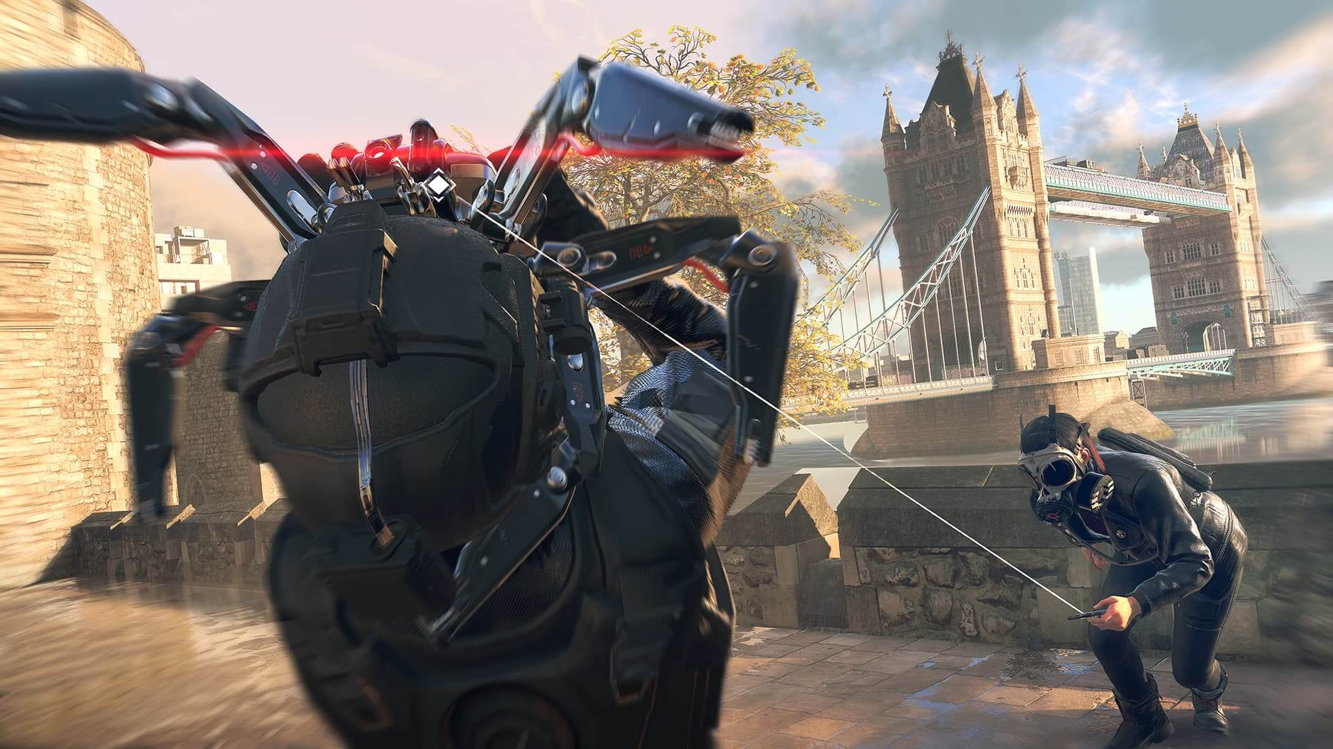 Access Watch Dogs Legion Photo Mode