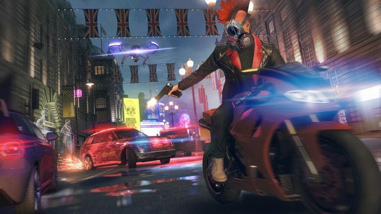 Watch Dogs Legion Story Trailer