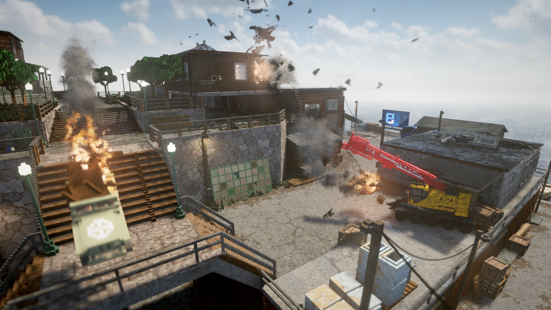 Teardown Crash during save