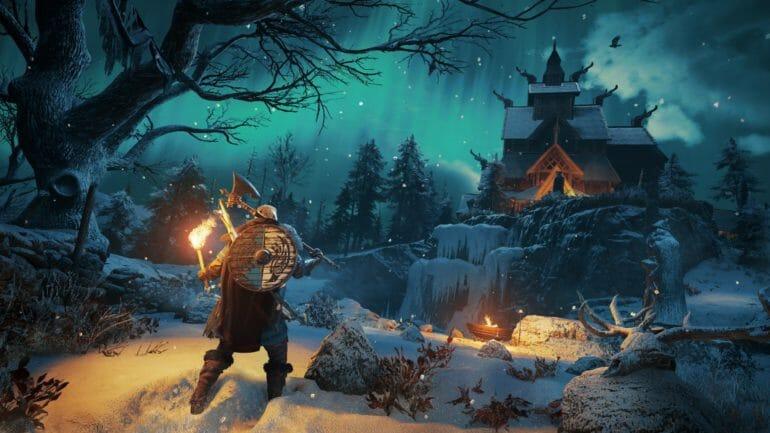 reset skills Assassin's Creed Valhalla