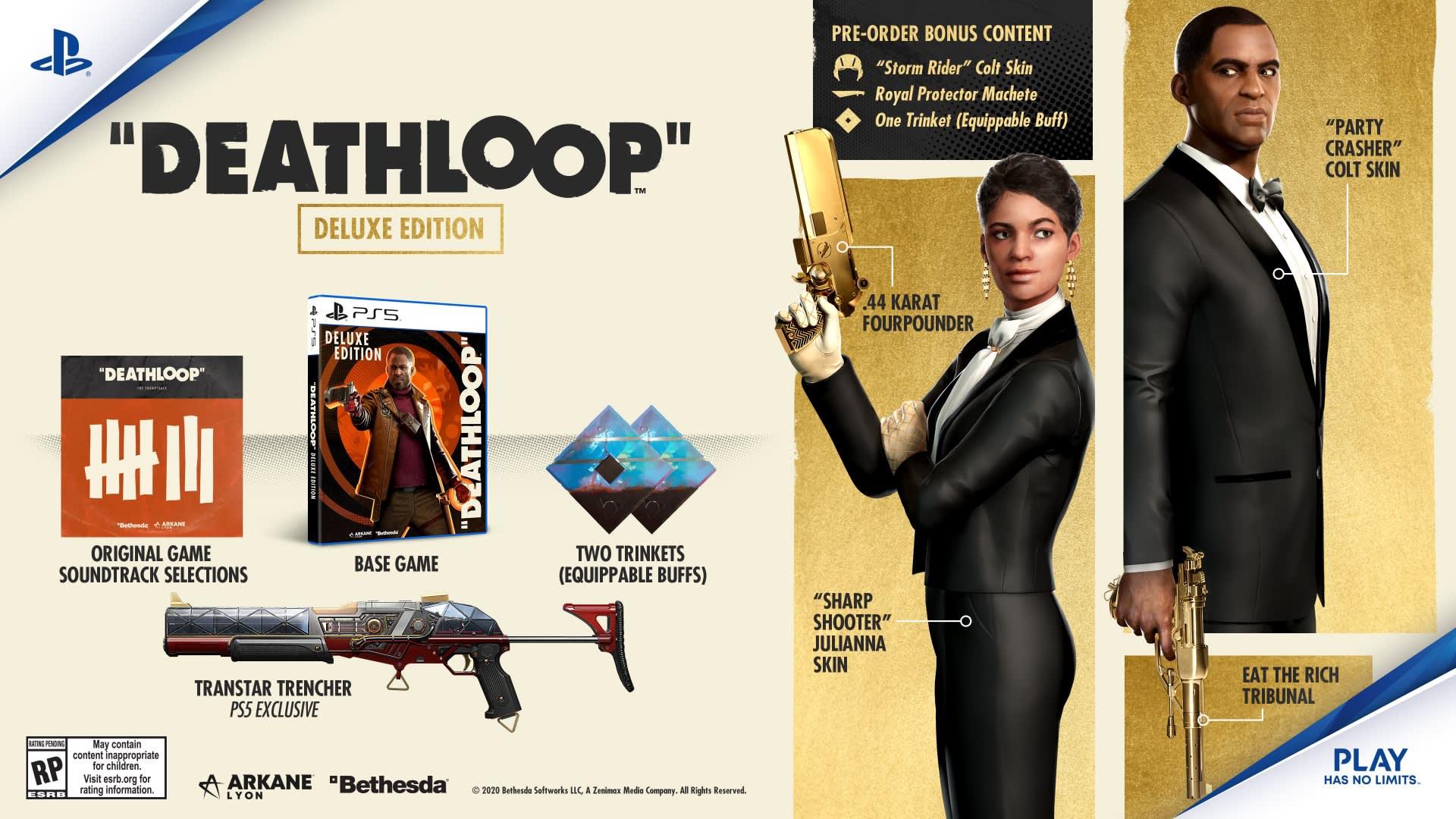 Deathloop Editions