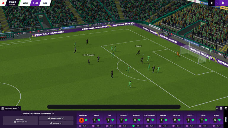 Football Manager 2021 Save file