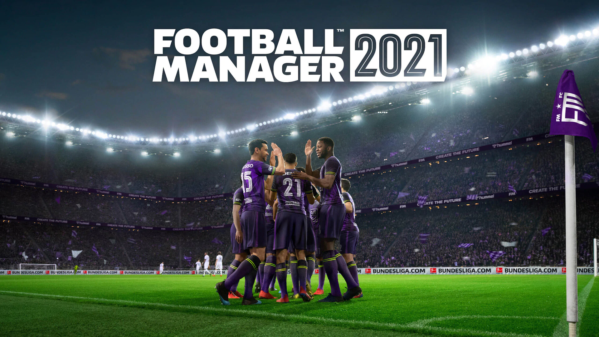 Football Manager 2021 crash at launch