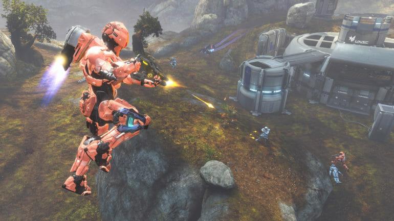 skip Halo 4 Intro Videos