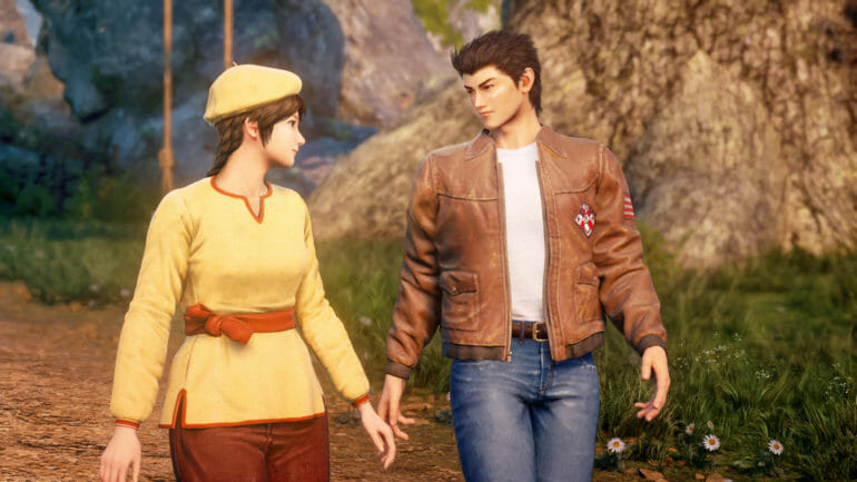 Shenmue 3 Ultrawide Issues