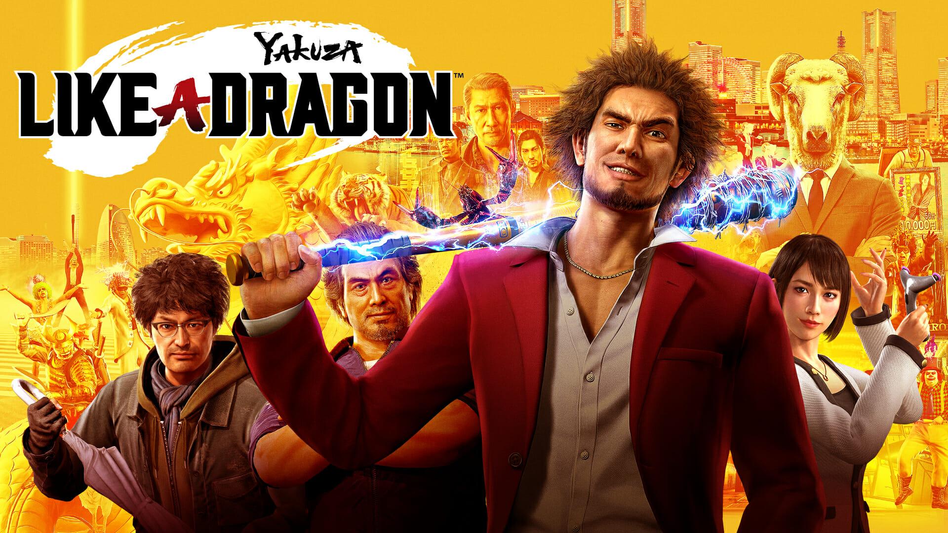 Yakuza like a dragon controller issue