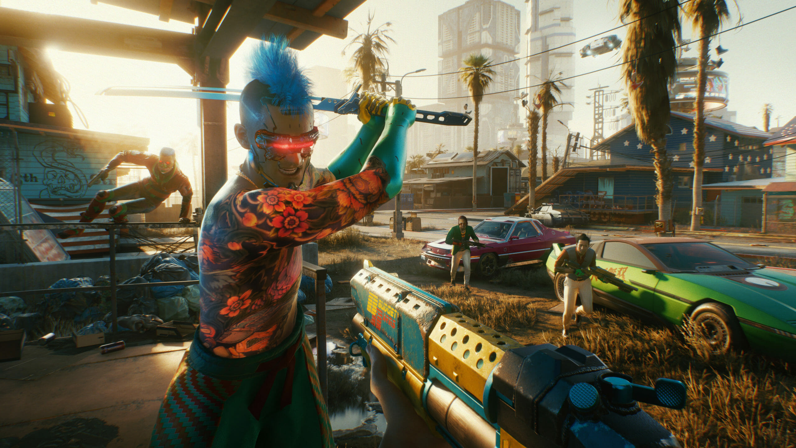 Download Cyberpunk 2077 Optimized Nvidia Drivers