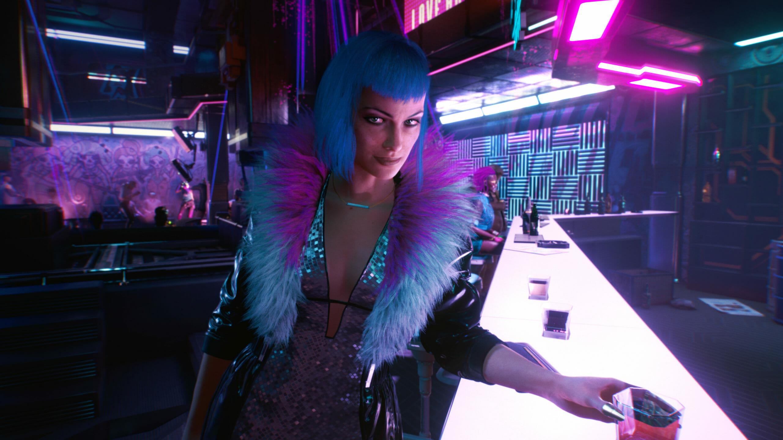Cyberpunk 2077 Black Screen