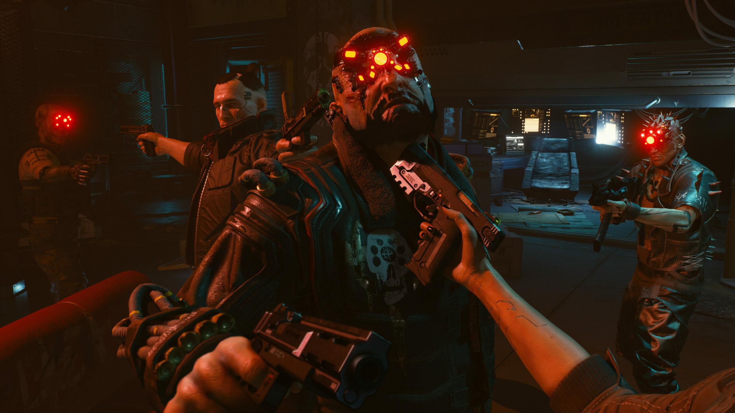 Cyberpunk 2077 G-Sync