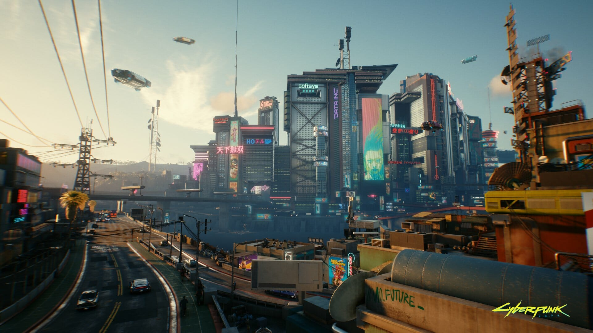 increase cyberpunk 2077 draw distance