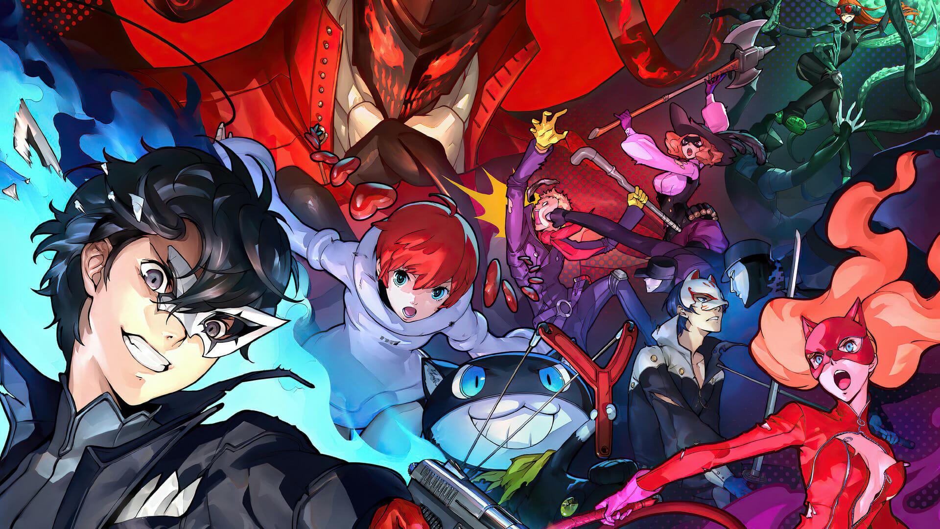 Persona 5 Strikers Pre-Order Bonus