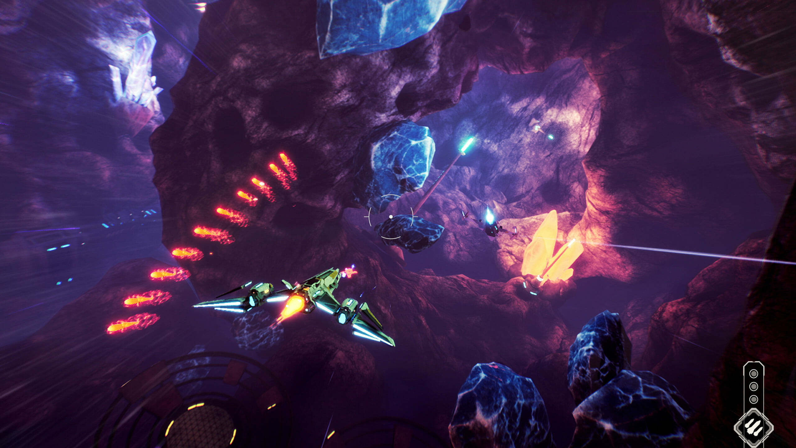Redout Space Assault System Requirements