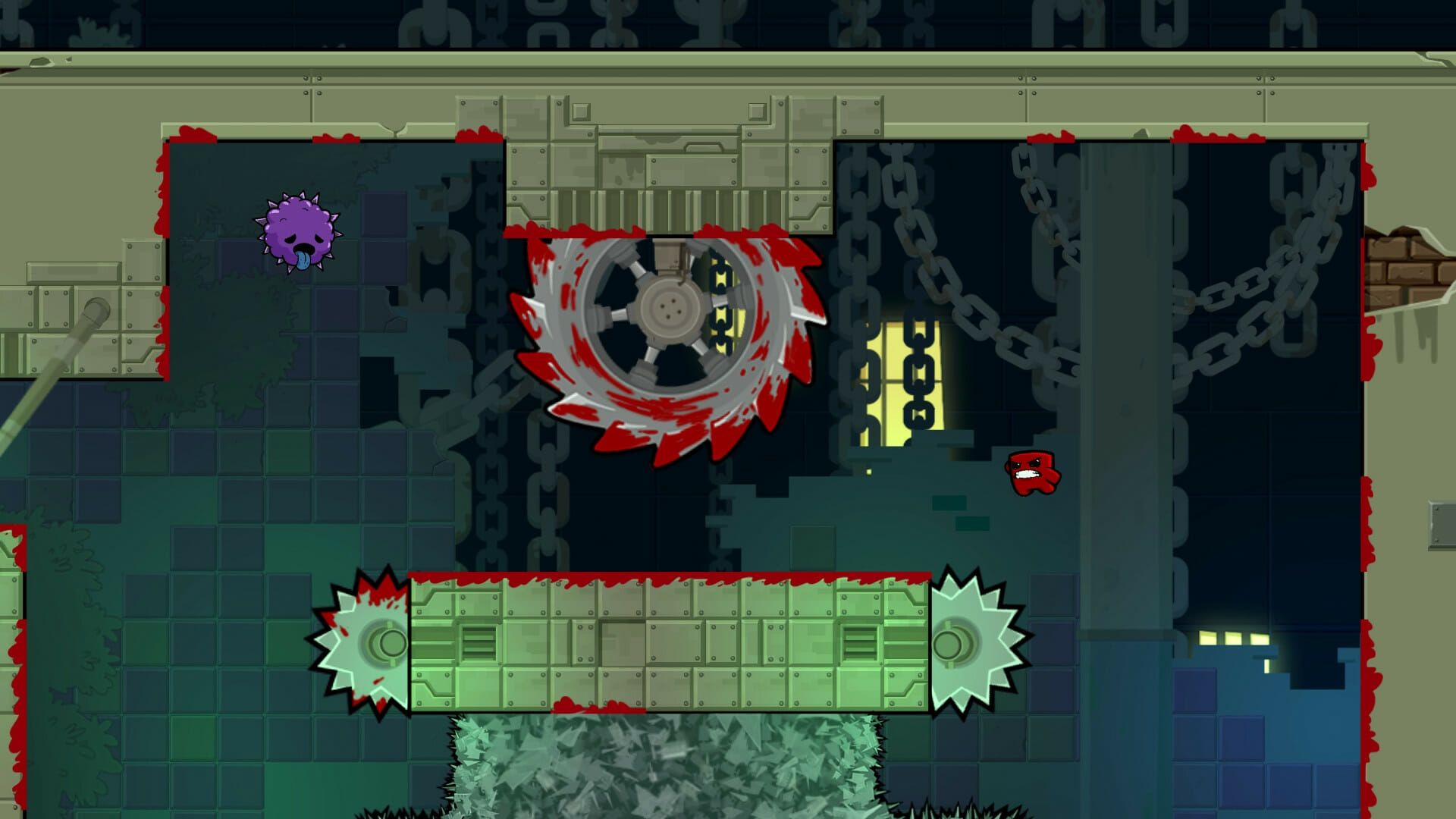 Super Meat Boy Forever not launching