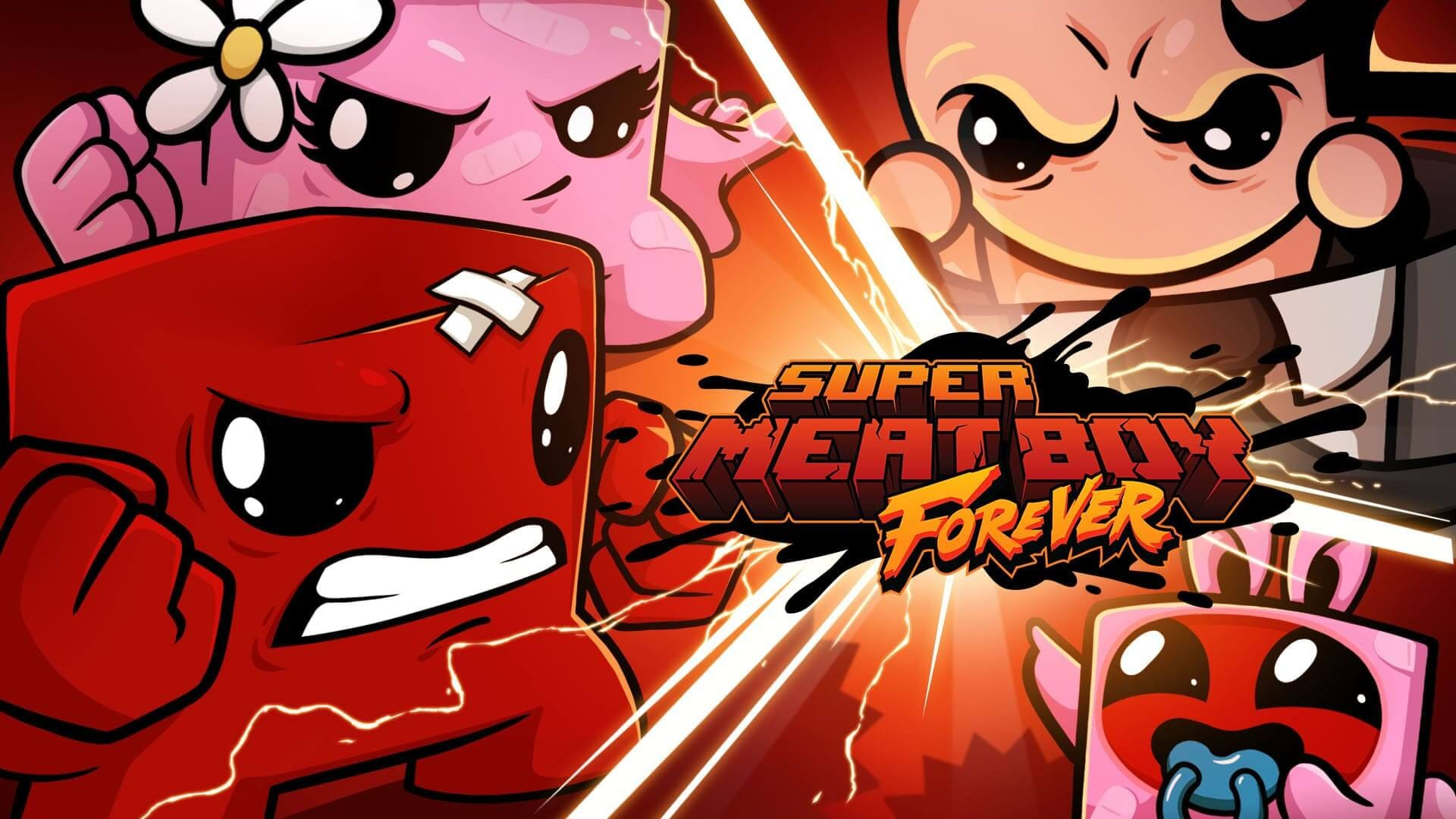 Super Meat Boy Forever Save Game location