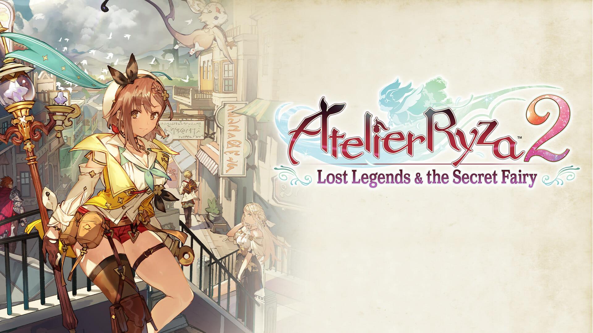 Atelier Ryza 2 Pre-Order Bonus