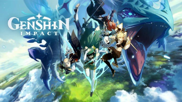 Genshin Impact stuck gameplay
