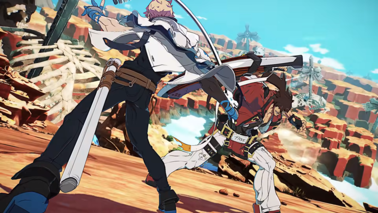 Guilty Gear Strive Pre-Order Bonus