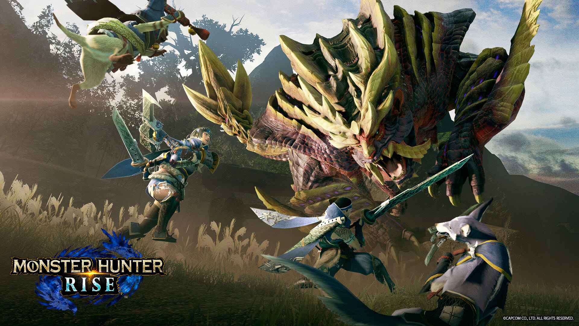 Monster Hunter Rise Pre-Order Bonus