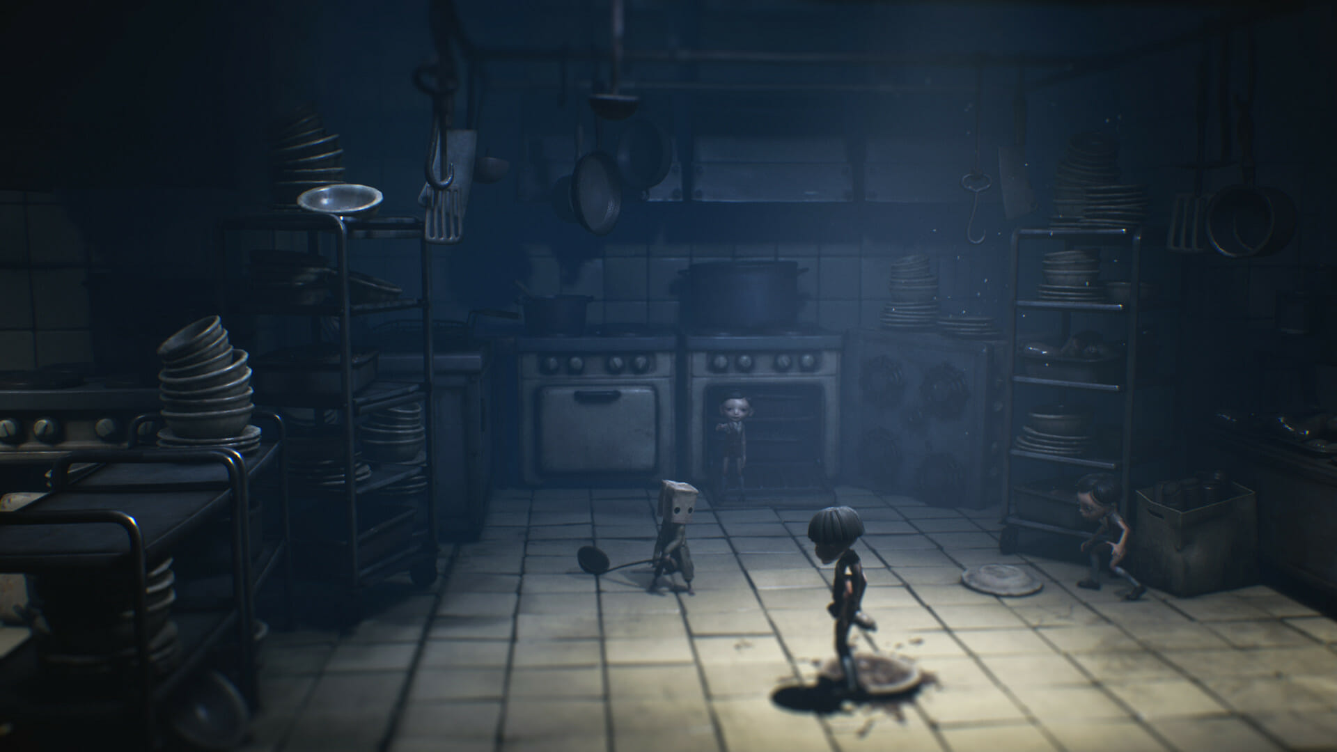 Little Nightmares 2 ultrawide