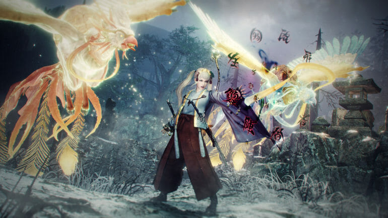 Nioh 2 resolution not changing