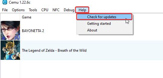 Download CEMU 1.22.7