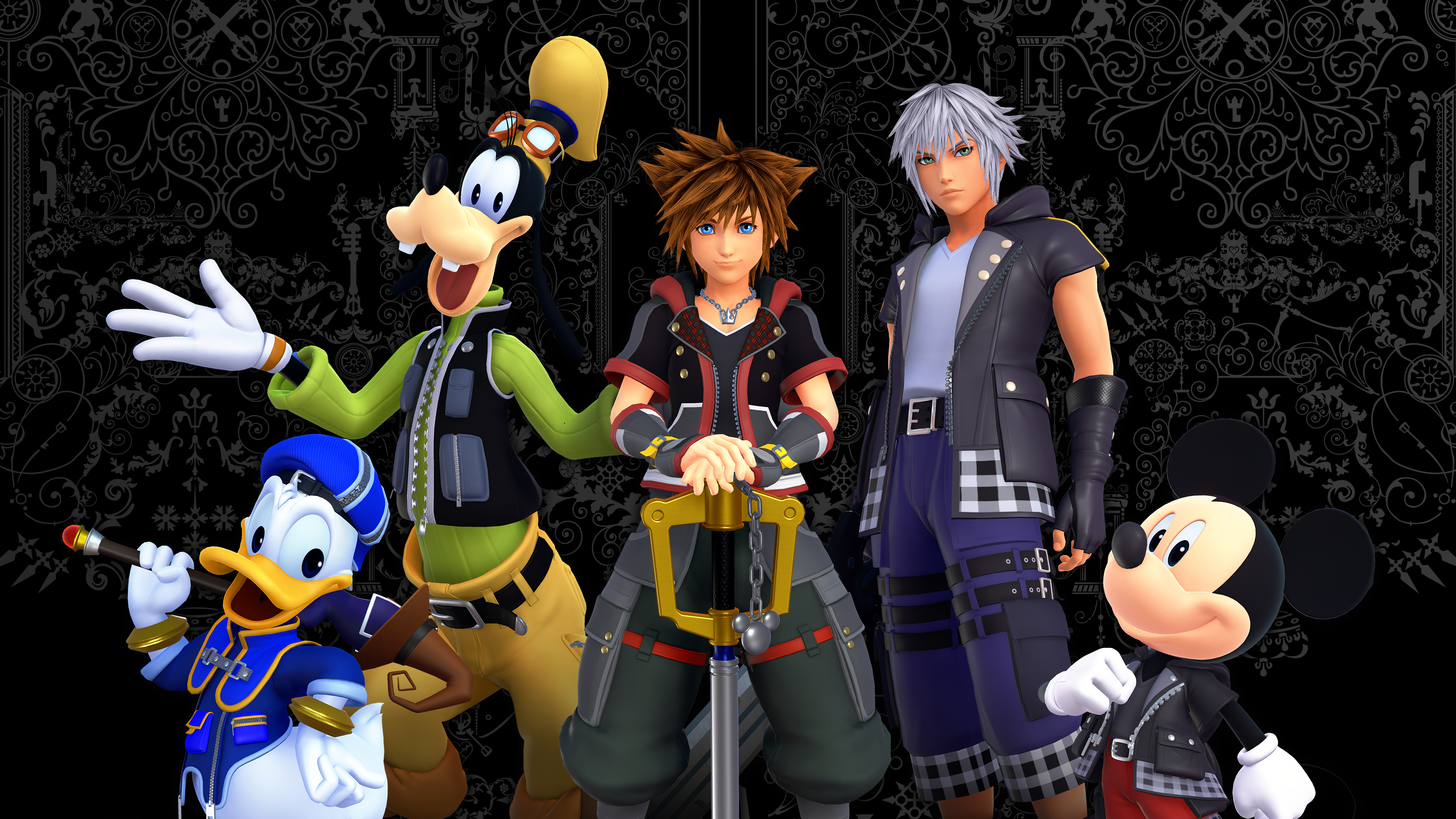 Kingdom Hearts 3 Save Game location
